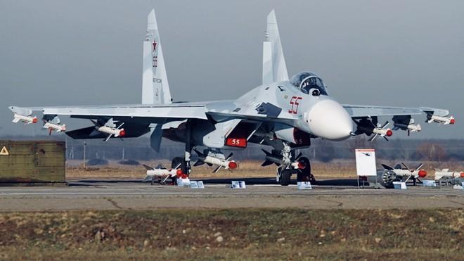 Tiêm kích Su-27 Nga vẫn rất đáng gờm: Mỹ, NATO chớ coi thường! - Ảnh 3.