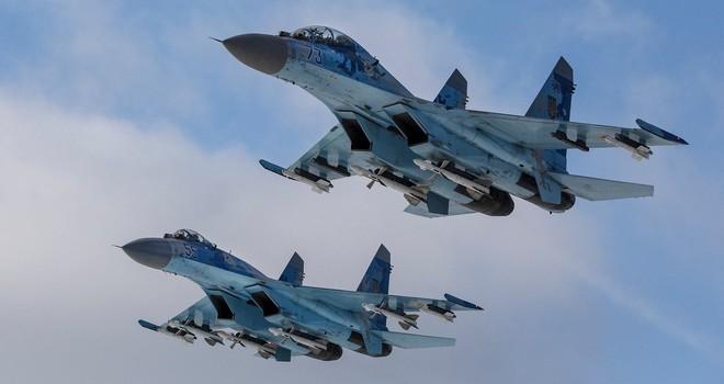 Tiêm kích Su-27 Nga vẫn rất đáng gờm: Mỹ, NATO chớ coi thường! - Ảnh 2.