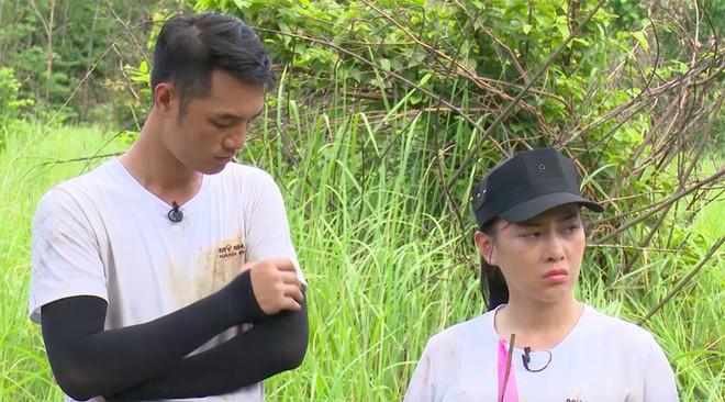 Phương Oanh nói thẳng với Trương Quỳnh Anh: Như thế không phải là chiến thuật mà là chơi xấu - Ảnh 8.