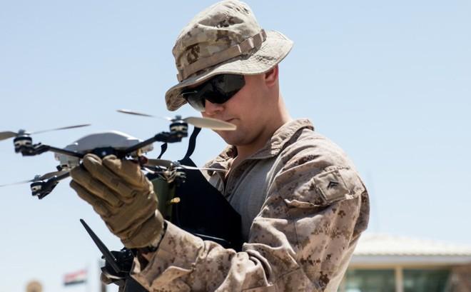 """Mỹ muốn phá """"thế độc tôn"""" của Trung Quốc trên thị trường UAV cỡ nhỏ"""