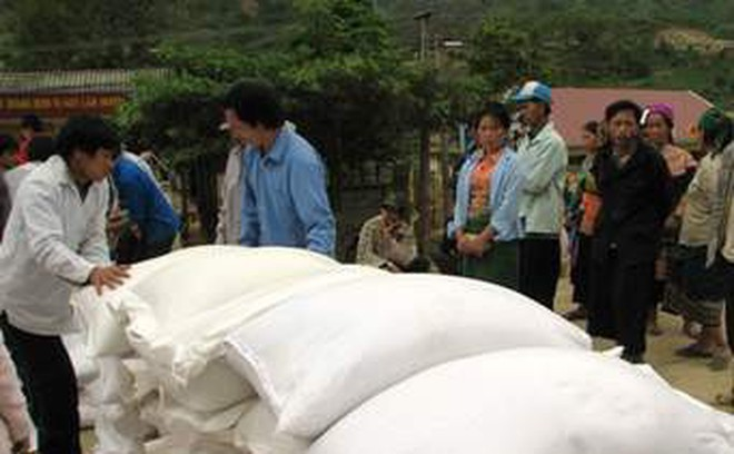 Thủ tướng quyết định xuất cấp gạo hỗ trợ nhân dân vùng lũ