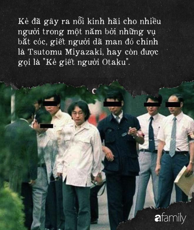 Vụ sát nhân ấu dâm rúng động Nhật Bản: Từ người thừa kế sản nghiệp gia đình đến kẻ biến thái hãm hại 4 bé gái rồi đổ tội cho nhân cách thứ 2 - Ảnh 1.