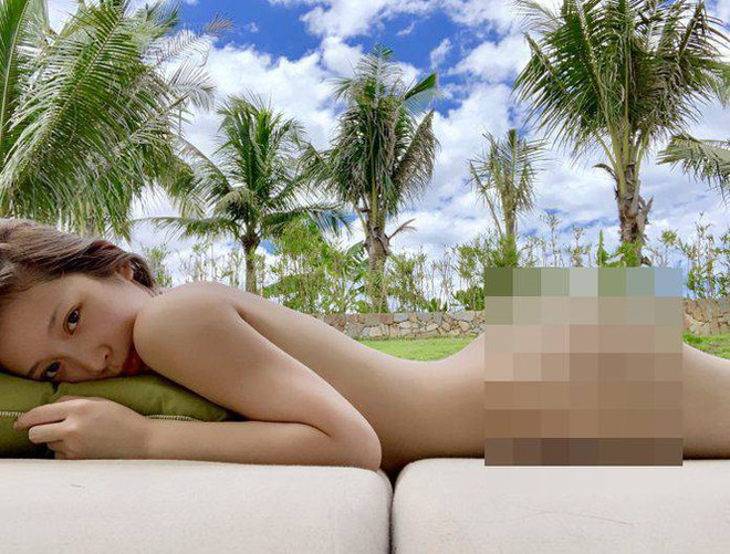 Biểu tượng gợi cảm xứ Đài chụp ảnh khỏa thân táo bạo tại Việt Nam - Ảnh 1.