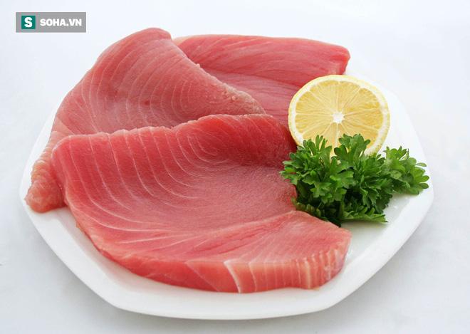 Những loại cá chứa lượng thuỷ ngân rất cao bạn phải dè chừng khi ăn - Ảnh 3.