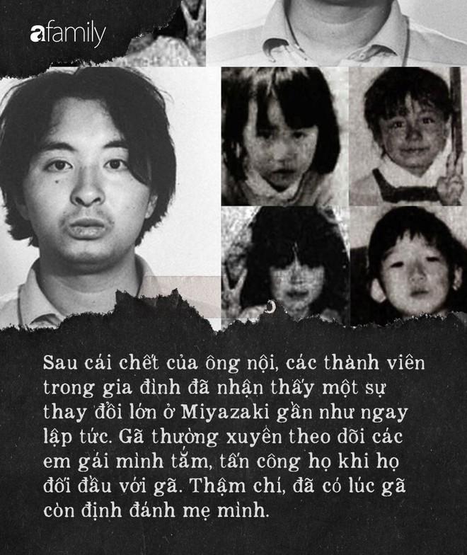 Vụ sát nhân ấu dâm rúng động Nhật Bản: Từ người thừa kế sản nghiệp gia đình đến kẻ biến thái hãm hại 4 bé gái rồi đổ tội cho nhân cách thứ 2 - Ảnh 6.