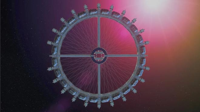 Đây là hình ảnh bên trong của khách sạn không gian đầu tiên trên thế giới, dự kiến đưa vào quỹ đạo năm 2025 - Ảnh 3.