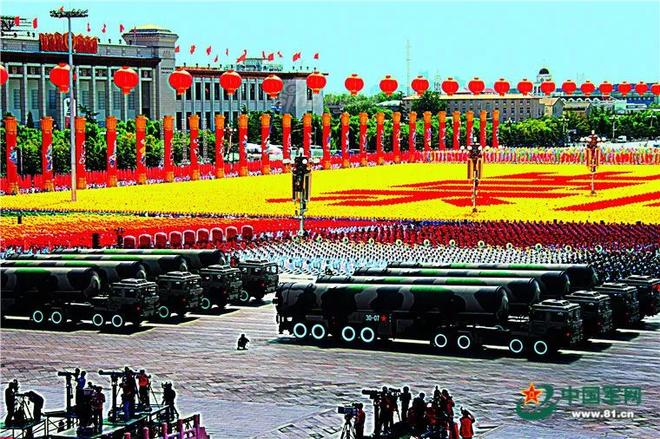 Nhìn lại những cuộc duyệt binh đáng nhớ nhất của Quân đội Trung Quốc - Ảnh 6.