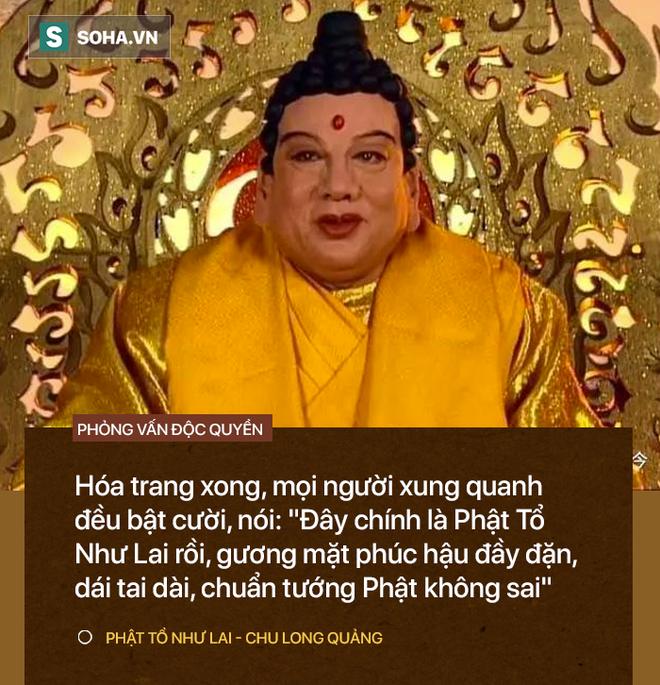 Phật Tổ Như Lai phim Tây Du Ký 1986 trả lời độc quyền, hé lộ nhiều chuyện ly kỳ chưa từng biết  - Ảnh 4.