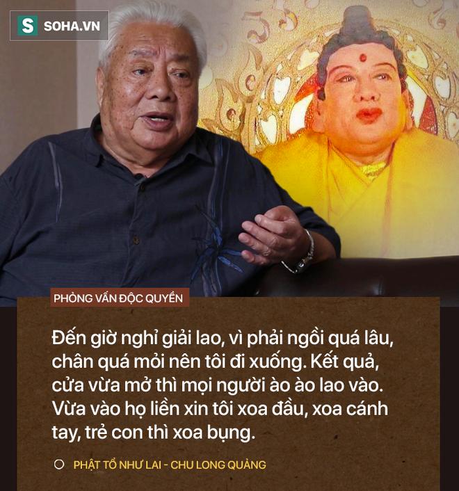 Phật Tổ Như Lai phim Tây Du Ký 1986 trả lời độc quyền, hé lộ nhiều chuyện ly kỳ chưa từng biết  - Ảnh 7.