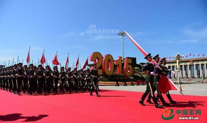 Nhìn lại những cuộc duyệt binh đáng nhớ nhất của Quân đội Trung Quốc - Ảnh 7.