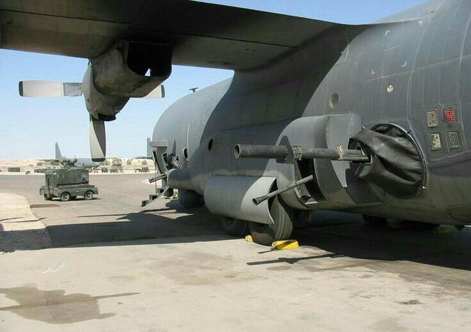 Mỹ loại biên cựu chiến binh cuối cùng: Mở sang trang sử mới với tân binh AC-130J - Ảnh 6.