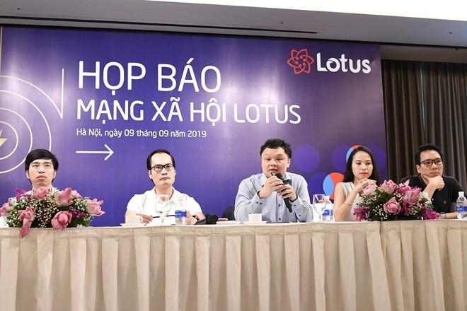 MXH Lotus made in Vietnam: Mỗi người dùng là một nghệ nhân, ai cũng có thể trở thành chuyên gia - Ảnh 1.