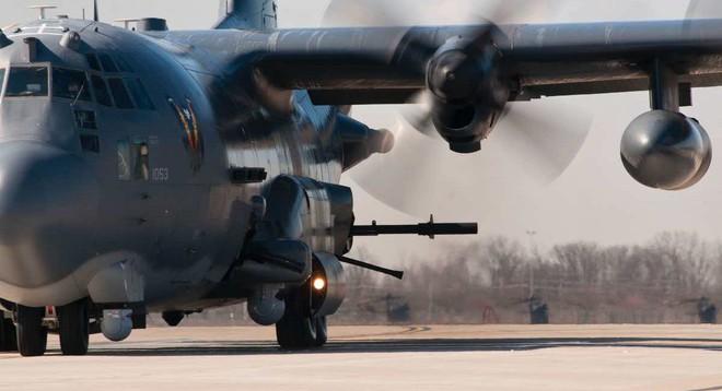 Mỹ loại biên cựu chiến binh cuối cùng: Mở sang trang sử mới với tân binh AC-130J - Ảnh 5.