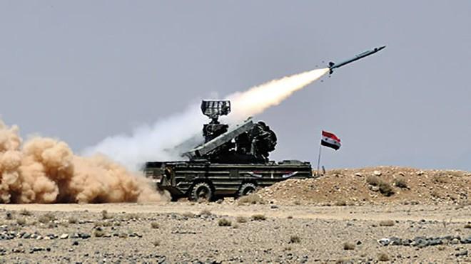 CẬP NHẬT: Israel tiếp tục bị tấn công - Phòng không Syria dồn dập khai hỏa - ảnh 1