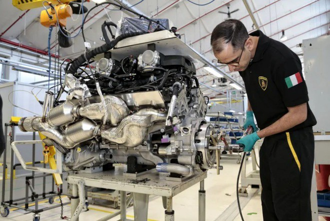Bí mật ít biết về các nhà máy sản xuất ô tô - Ảnh 2.