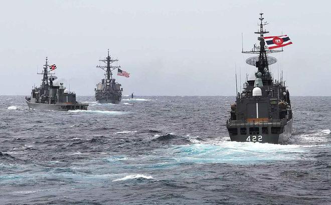 """Sách lược của Mỹ ở biển Hoa Đông có thể là một giải pháp ngăn Trung Quốc biến Biển Đông thành """"ao nhà""""?"""