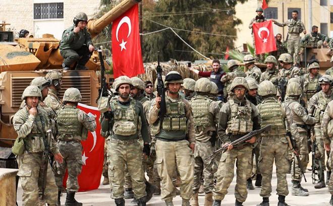 """Mỹ - Thổ Nhĩ Kỳ: """"Bằng mặt, không bằng lòng"""" trong vấn đề Syria"""