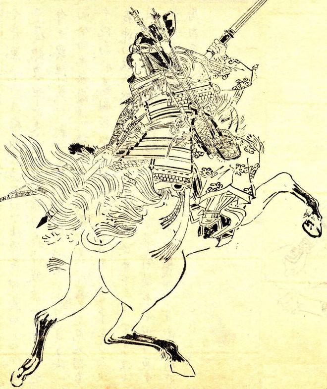 Huyền thoại nữ chiến binh samurai đáng sợ nhất Nhật Bản - Ảnh 3.