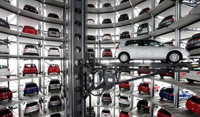 Bí mật ít biết về các nhà máy sản xuất ô tô - Ảnh 4.