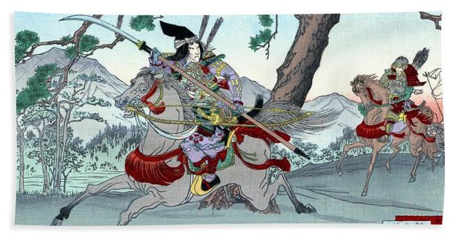 Huyền thoại nữ chiến binh samurai đáng sợ nhất Nhật Bản - Ảnh 6.