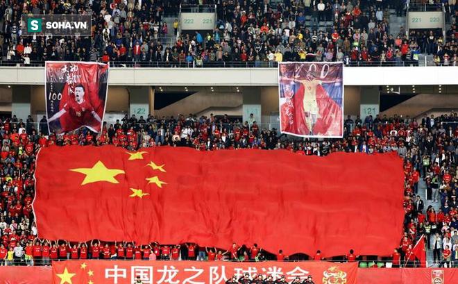 """Ẩn sau thất bại, có một thứ khiến Trung Quốc phải """"phát thẹn"""" nếu nhìn bóng đá Việt Nam"""