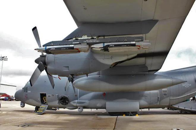 Mỹ loại biên cựu chiến binh cuối cùng: Mở sang trang sử mới với tân binh AC-130J - Ảnh 8.