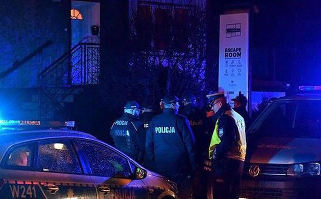 """Cảnh báo: 5 thiếu niên chết cháy khi chơi game """"thoát hiểm"""""""