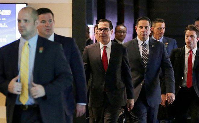 Tính toán của Mỹ khi cử đoàn đàm phán hùng hậu tới Trung Quốc