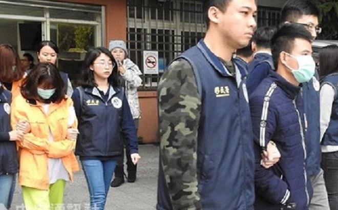 Đài Loan tìm thấy 47/152 du khách Việt Nam bỏ trốn