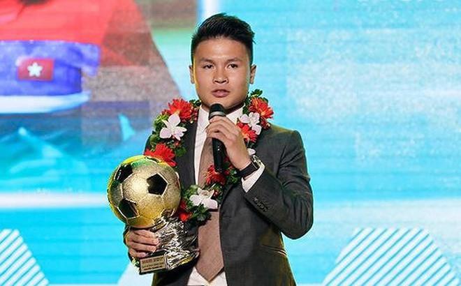Tiền vệ Quang Hải được bầu là gương mặt trẻ Thủ đô tiêu biểu 2018