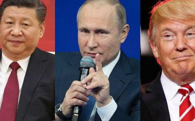 Mỹ - Trung đại chiến, 'gấu Nga' ung dung hưởng lợi