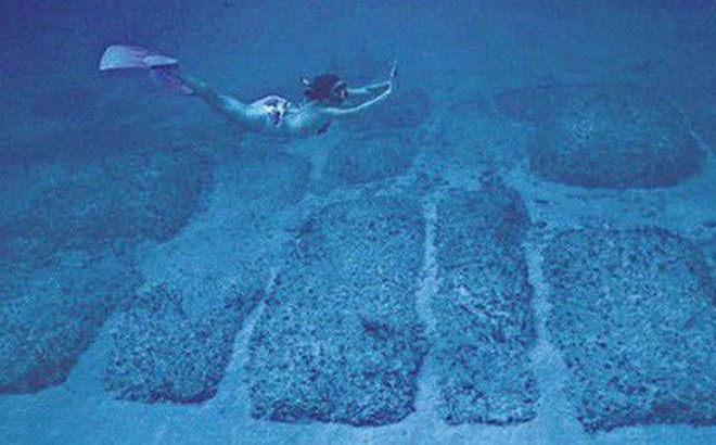 Thực hư việc phát hiện dấu tích của lục địa Atlantis trong truyền thuyết