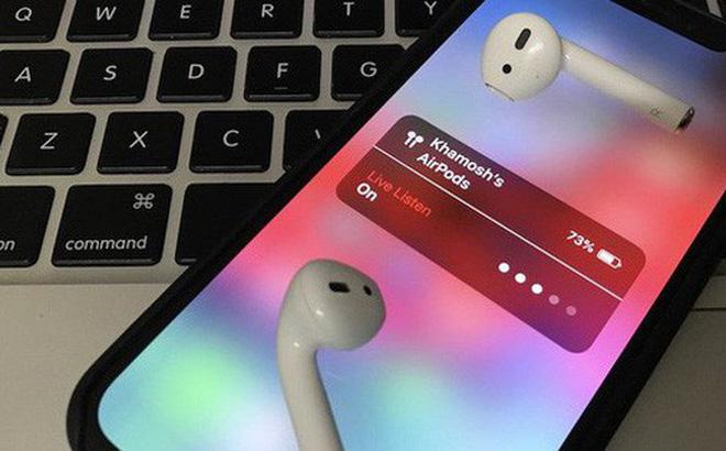 """Cư dân mạng đang chia sẻ tính năng """"do thám"""" của iPhone và AirPods, sự thực thế nào?"""