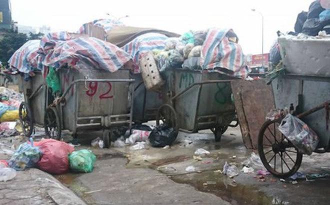 Chặn xe vào bãi rác Nam Sơn: Chính quyền đối thoại, dân chưa tin tưởng