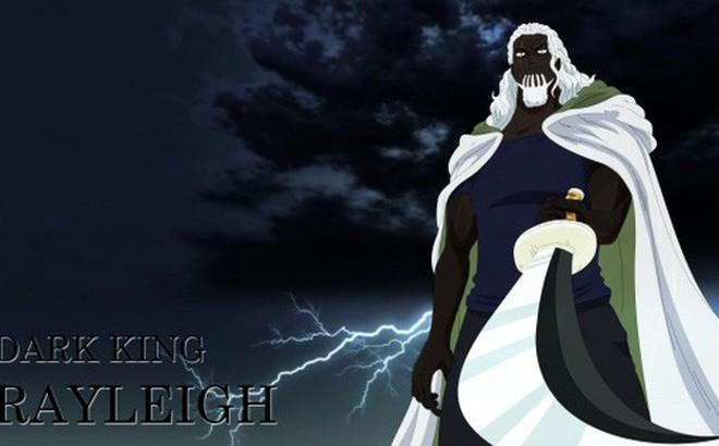 """One Piece: Sức mạnh thật sự của """"Vua Bóng Đêm"""" Silvers Rayleigh """"bá đạo"""" cỡ nào?"""