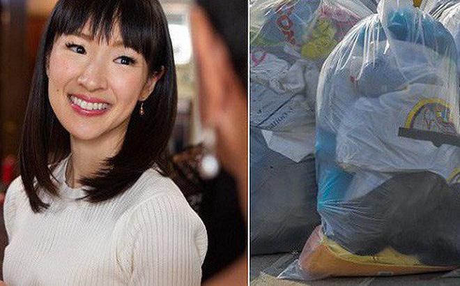 Thánh nữ dọn nhà Marie Kondo 'gây bão' toàn thế giới nhưng lại khiến nước Úc lao đao vì... không biết để rác ở đâu