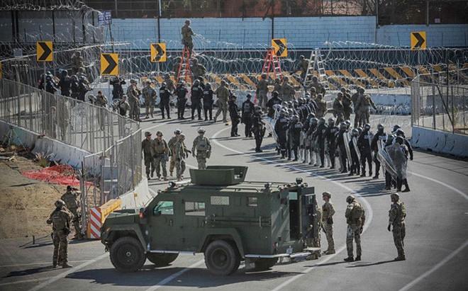 Bức tường vô hình Mỹ – Mexico