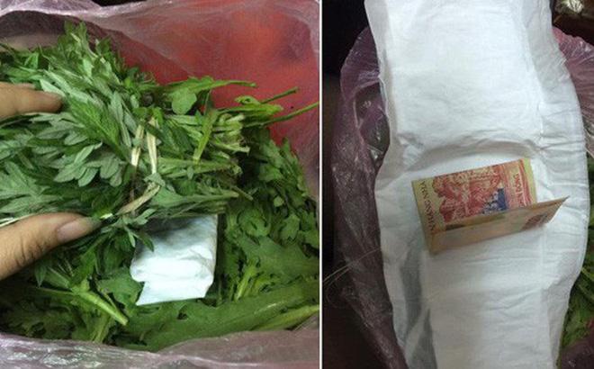 Tờ 200k gói trong bó rau từ quê gửi lên cho con gái cùng câu chuyện cảm động về tình mẹ
