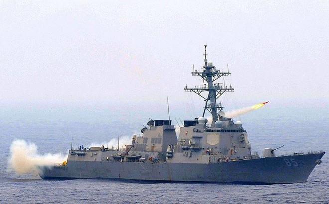 Toan tính của Mỹ khi liên tiếp điều tàu chiến tới Biển Đen