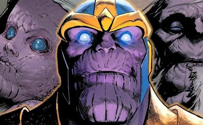 Giống Vua Hải Tặc trong One Piece, Thanos đã mở ra một kỷ nguyên vũ trụ mới với di chúc của chính mình trước khi chết