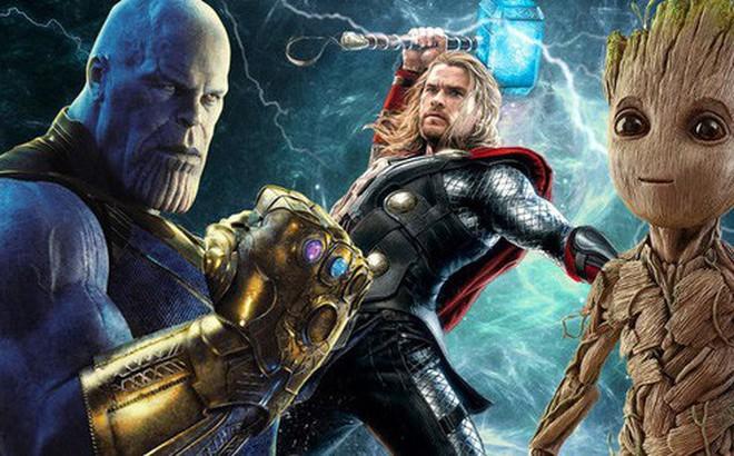 Top 10 chủng tộc người ngoài hành tinh mạnh nhất đã xuất hiện trong vũ trụ Điện ảnh Marvel