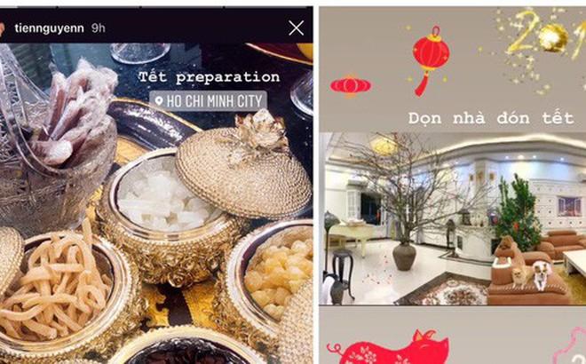 Khoe dăm ba cái ảnh dọn nhà ăn Tết thôi mà ai cũng loá mắt về độ sang chảnh của rich kid Việt