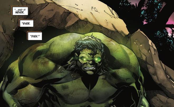 Ít người biết, Hulk là một siêu anh hùng bất tử và có khả năng phục hồi mạnh mẽ bậc nhất vũ trụ Marvel?
