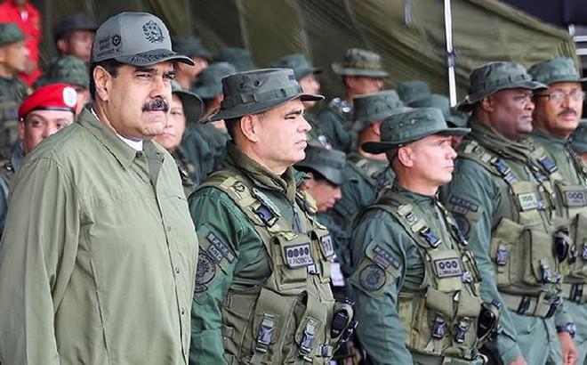 Tổng thống Maduro: 'Không một tên xâm lược nào được tiến vào Venezuela'