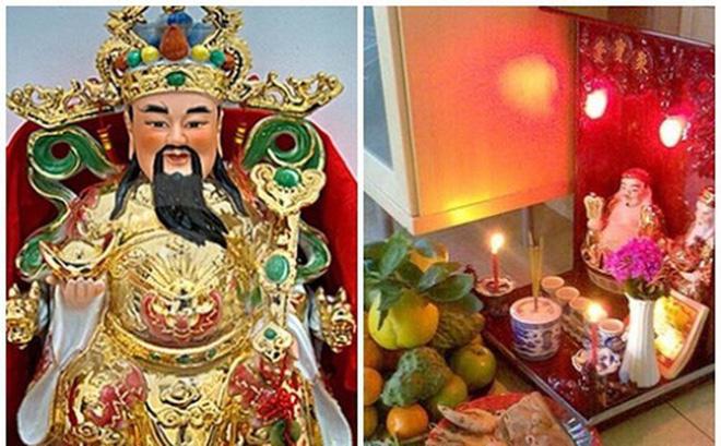 Nguồn gốc và ý nghĩa của tục thờ Thần Tài tại Việt Nam