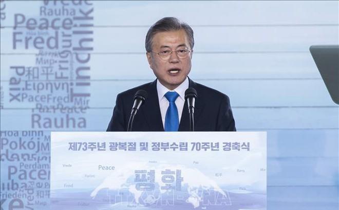 Tổng thống Hàn Quốc lạc quan về cuộc gặp thượng đỉnh Mỹ - Triều tại Hà Nội