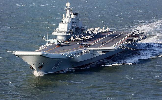 Rộ tin Trung Quốc bán tàu Liêu Ninh cho Pakistan