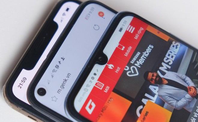 """""""Tai thỏ"""" và """"nốt ruồi"""": Đâu là thiết kế của smartphone tương lai?"""