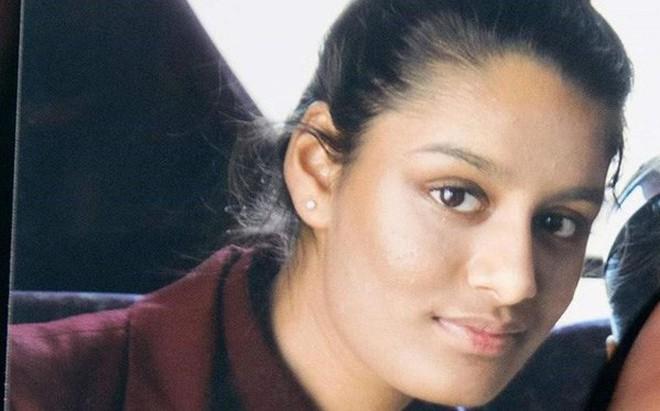 Nữ sinh Anh bỏ nhà theo IS đang mang thai muốn quay về nhà