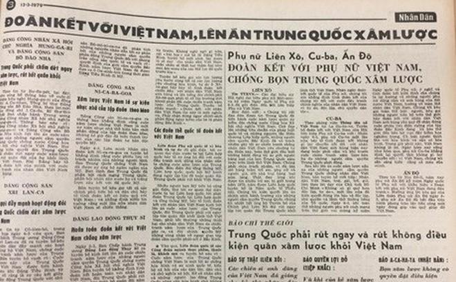 Biên giới 1979: Nếu Việt Nam yêu cầu, cả triệu người Cuba sẽ bước lên